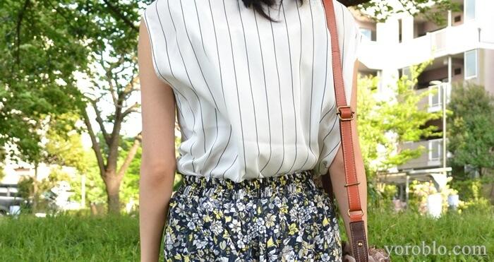 オフィスカジュアルシャツ