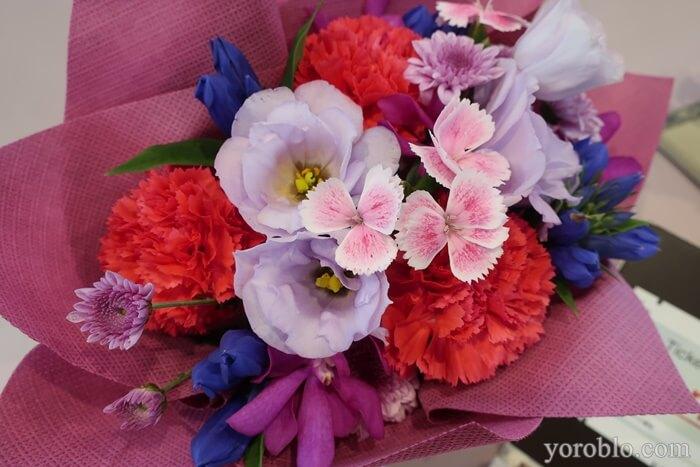 日比谷花壇の敬老の日ギフト