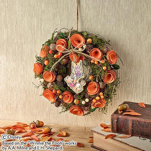 ハロウィンの飾り(ディズニー&日比谷花壇)