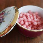 皇室御用達の緑寿庵清水の金平糖&ボンボニエールを令和の記念に買ってみたよ
