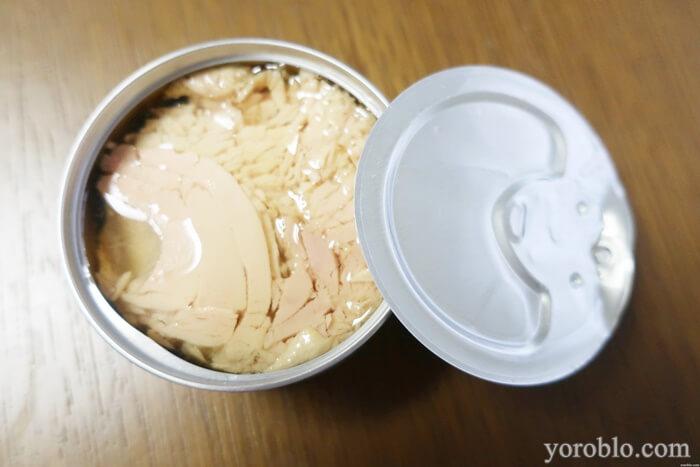 モンマルシェのツナ缶お中元