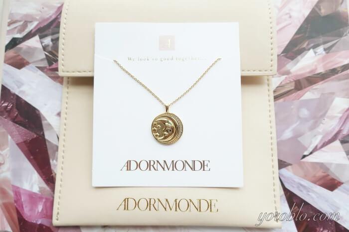 Adornmonde(アドーンモンド)のアクセサリー