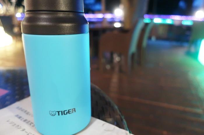 タイガーのカスタムボトルのレビュー